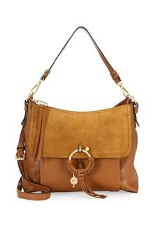 See by Chloé Joan Medium Leather Shoulder Bag