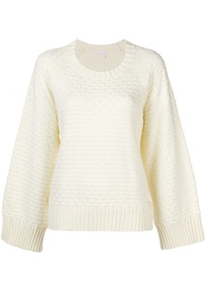 See by Chloé knitted jumper