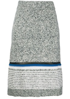 See by Chloé knitted skirt