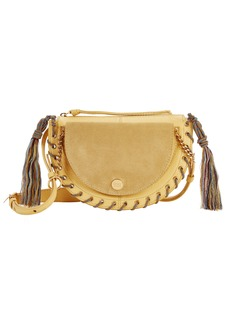 See by Chloé Kriss Small Yellow Shoulder Bag
