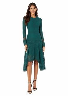 See by Chloé Lace Knit Dress