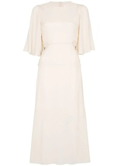 See by Chloé Lace panel midi dress