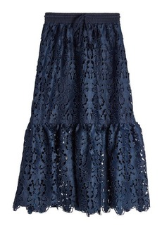 See by Chloé Lace Skirt