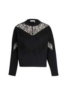 See by Chloé Laced jumper