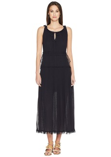 See by Chloé Lacey Jersey Maxi Dress
