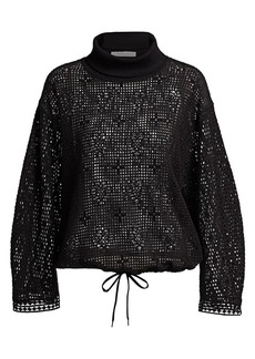See by Chloé Lacey Jersey Sweatshirt