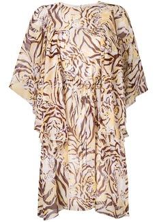 See by Chloé layered ruffles dress