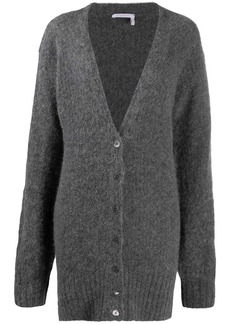 See by Chloé long-line v-neck cardigan