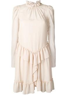 See by Chloé longsleeved ruffled dress