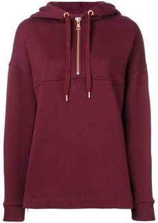 See by Chloé loose fitted hoodie