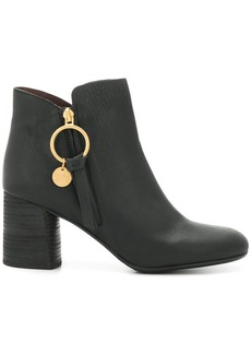 See by Chloé Louise ankle boots