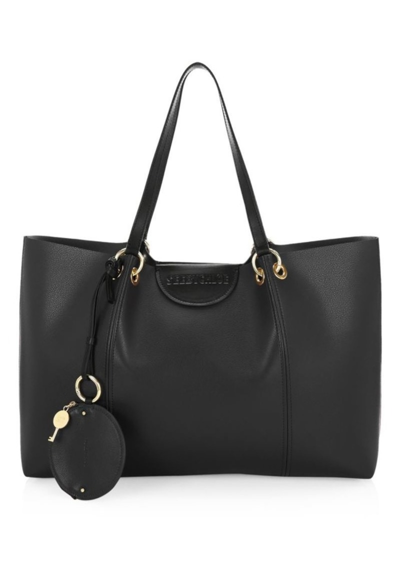 See by Chloé Marty Leather Tote