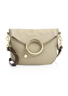 See by Chloé Medium Monroe Bracelet Leather Crossbody Bag