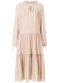 See by Chloé micro pleated dress