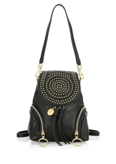 See by Chloé Mini Olga Leather Backpack