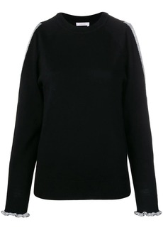 See by Chloé naked shoulder sweater