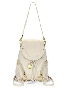See by Chloé Olga Mini Leather Backpack