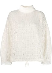 See by Chloé open knit jumper