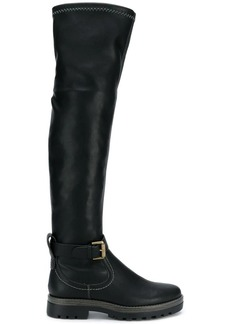 See by Chloé over-the-knee flat boots