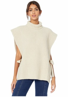 See by Chloé Oversized Knit Layering Sweater