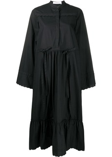 See by Chloé oversized shirt dress