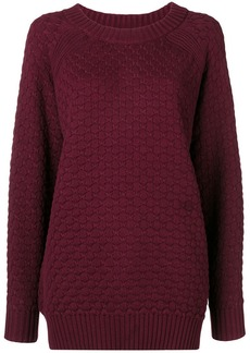 See by Chloé oversized sweater