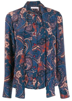 See by Chloé paisley printed shirt