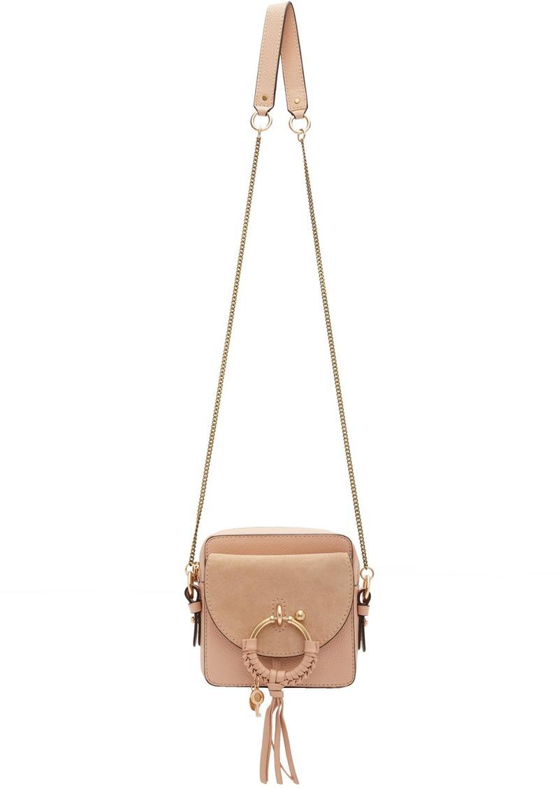 See by Chloé Pink Joan Camera Bag