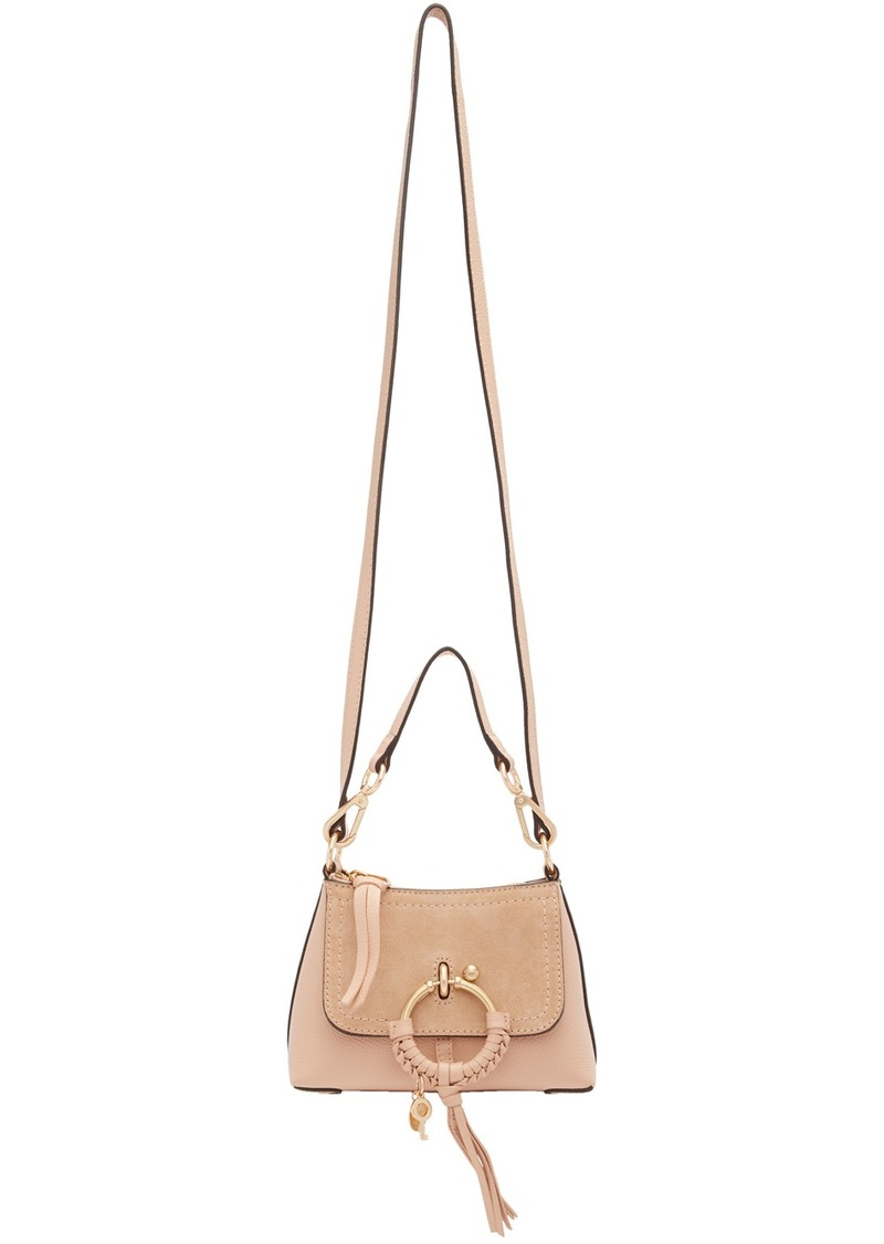 See by Chloé Pink Small Joan Bag
