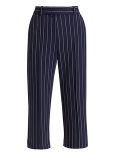 See by Chloé Pinstripe Crop Pants