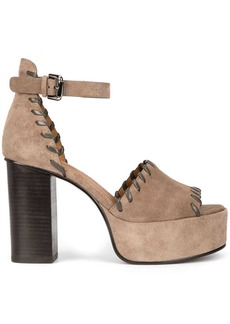 See by Chloé platform sandals