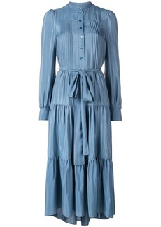 See by Chloé pleated midi dress