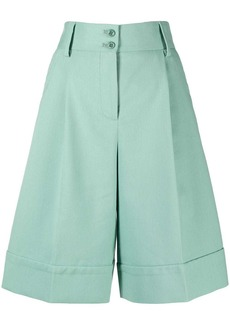 See by Chloé pleated shorts