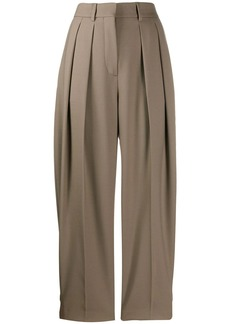 See by Chloé pleated trousers
