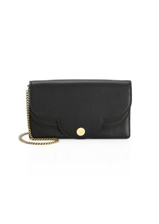 See by Chloé Polina Leather Convertible Clutch