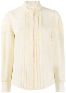 See by Chloé Puff-Shoulder blouse