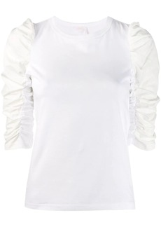 See by Chloé puff shoulder sweatshirt