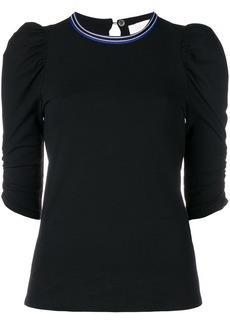 See by Chloé puff sleeve top