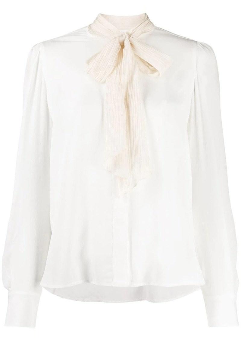 See by Chloé pussy bow blouse