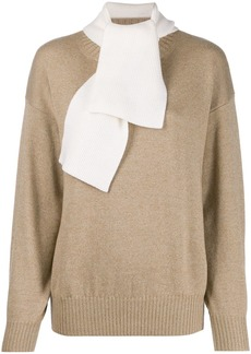 See by Chloé pussy bow sweater