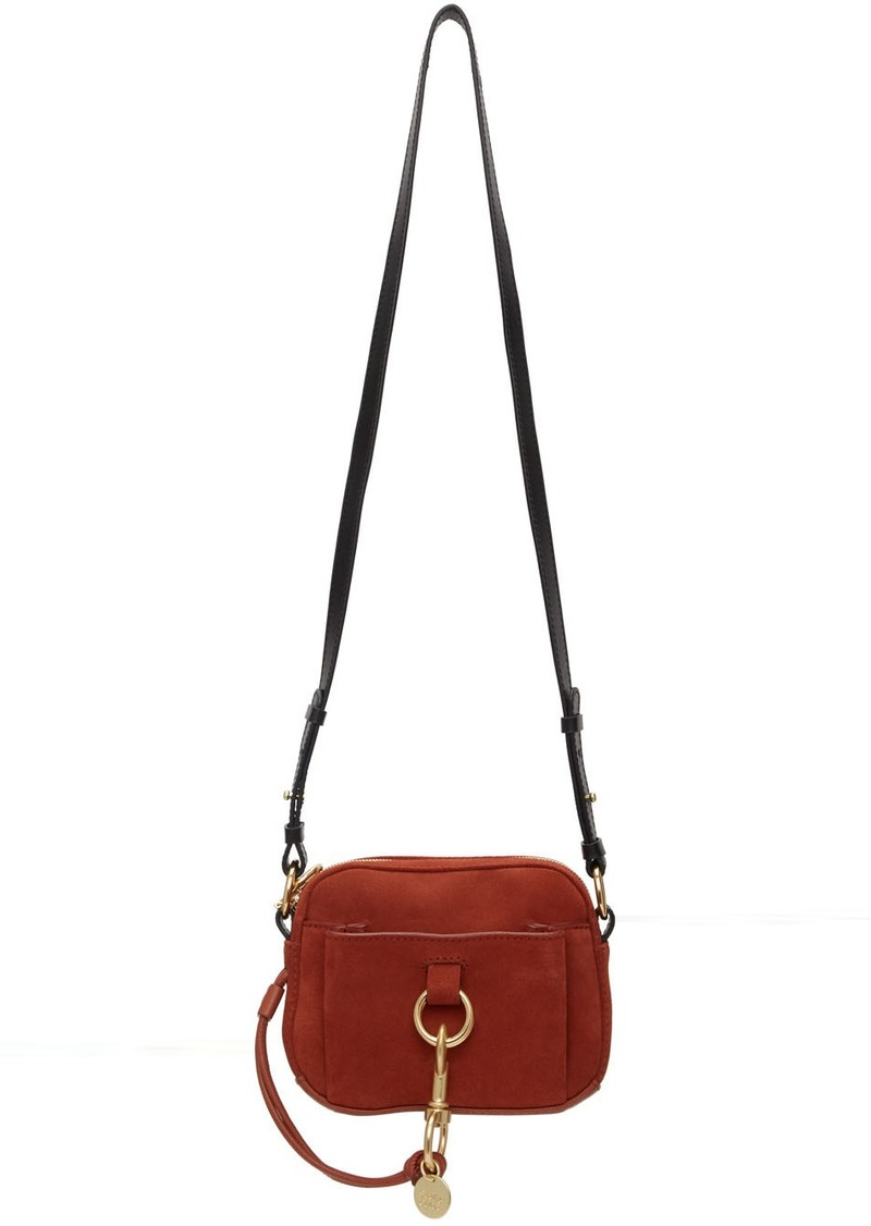 See by Chloé Red Tony Camera Bag