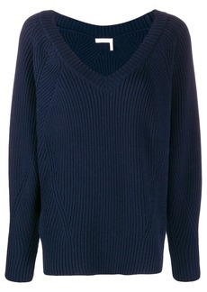See by Chloé ribbed jumper