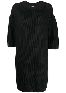 See by Chloé ribbed knit dress