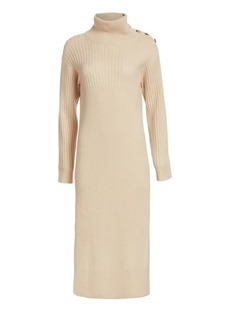 See by Chloé Ribbed Sweater Dress