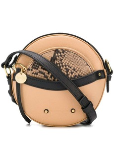 See by Chloé Rosy round shoulder bag