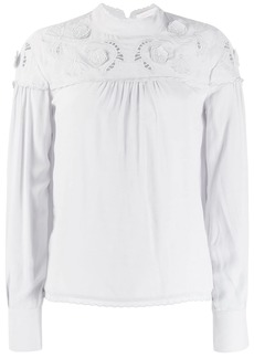 See by Chloé round neck blouse