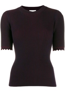 See by Chloé round neck jumper