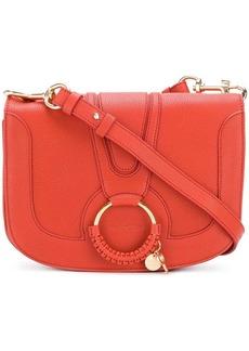 See by Chloé rounded edge portfolio shoulder bag