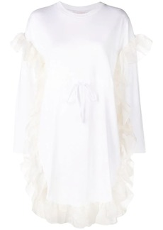 See by Chloé ruffle trim dress
