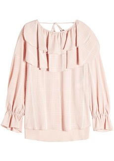See by Chloé Ruffled Blouse